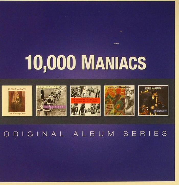 10000 MANIACS Original Album Series vinyl at Juno Records.