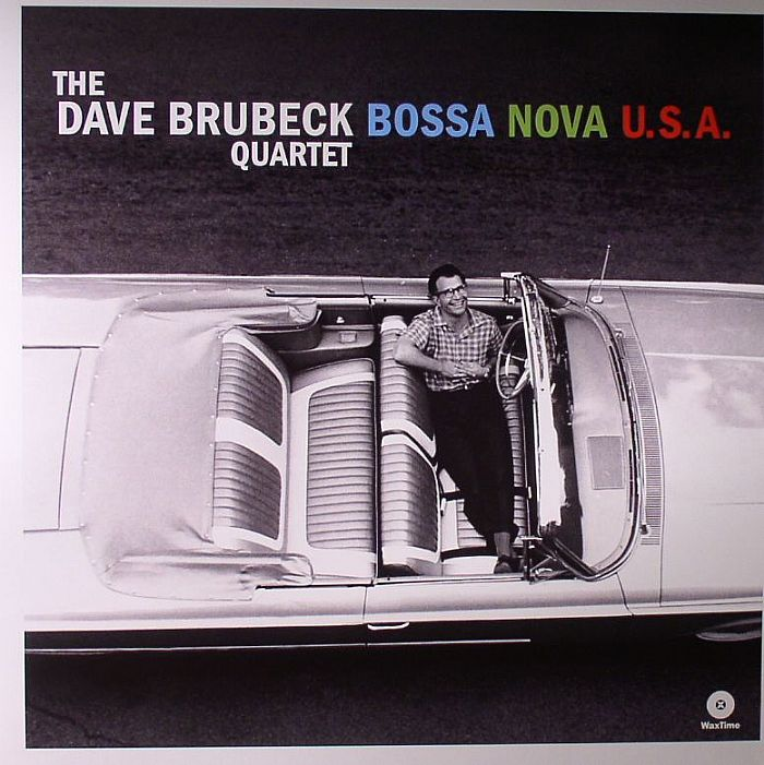 DAVE BRUBECK QUARTET, The - Bossa Nova USA