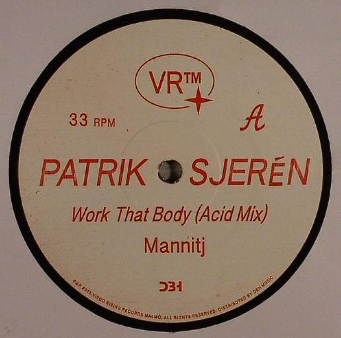 SJEREN, Patrik - WorkThat Body