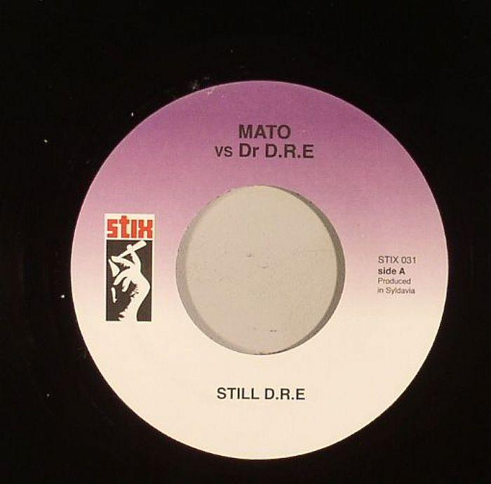 MATO vs DR DRE/REDMAN - Still DRE