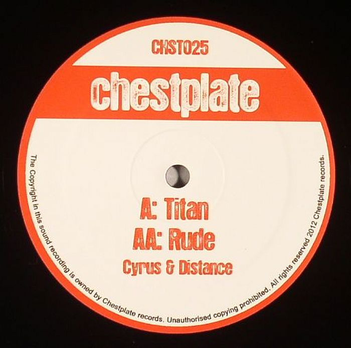 CYRUS/DISTANCE - Titan