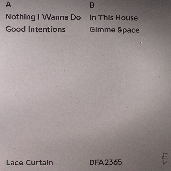 LACE CURTAIN - Lace Curtain EP