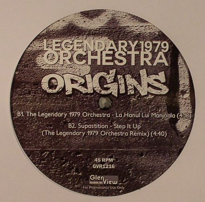 LEGENDARY 1979 ORCHESTRA - Origins