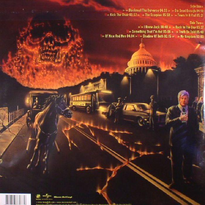 MEGADETH - The System Has Failed - Vinyl (LP) | eBay