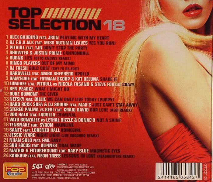 VARIOUS - Top Selection 18