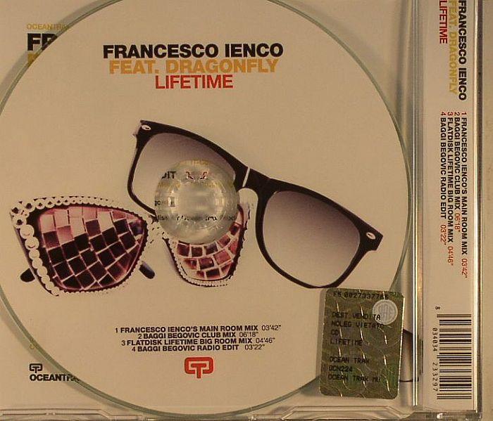IENCO, Francesco feat DRAGONFLY - Lifetime
