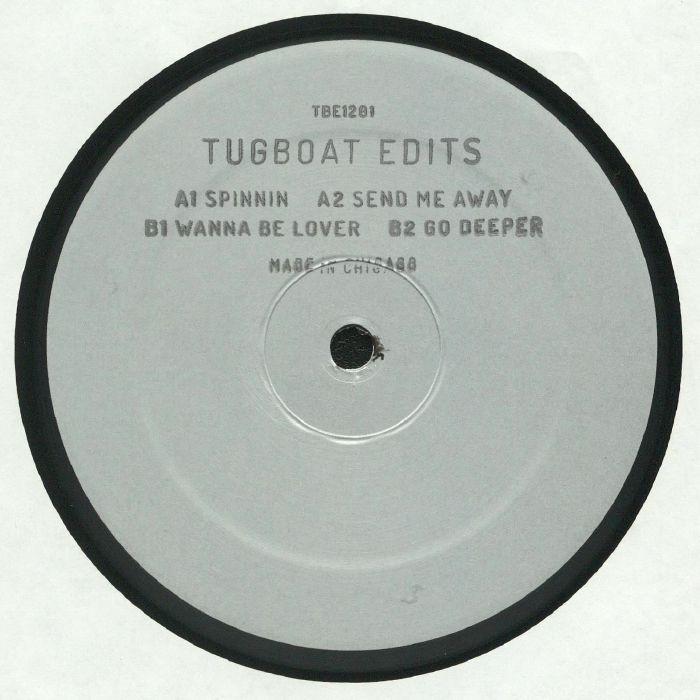 ZAWADA,Tim - Tugboat Edits Volume 1