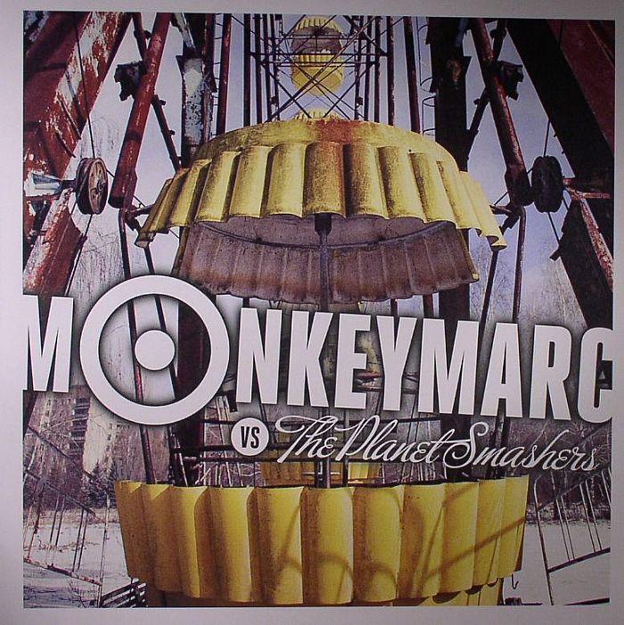 MONKEY MARC - Monkey Marc vs The Planet Smashers