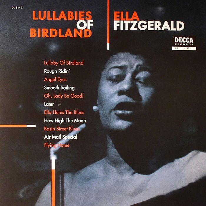 Ella Fitzgerald Lullabies Of Birdland Vinyl At Juno Records