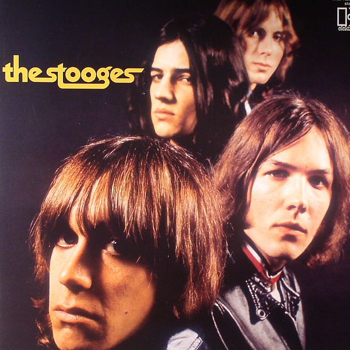 STOOGES, The - The Stooges (remastered)