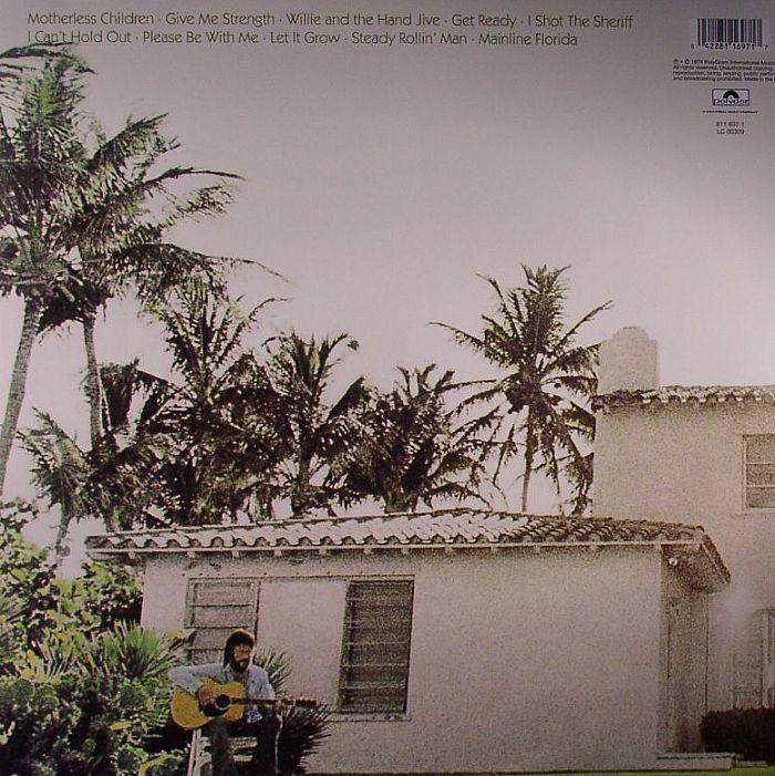 Eric Clapton 461 Ocean Boulevard Vinyl At Juno Records