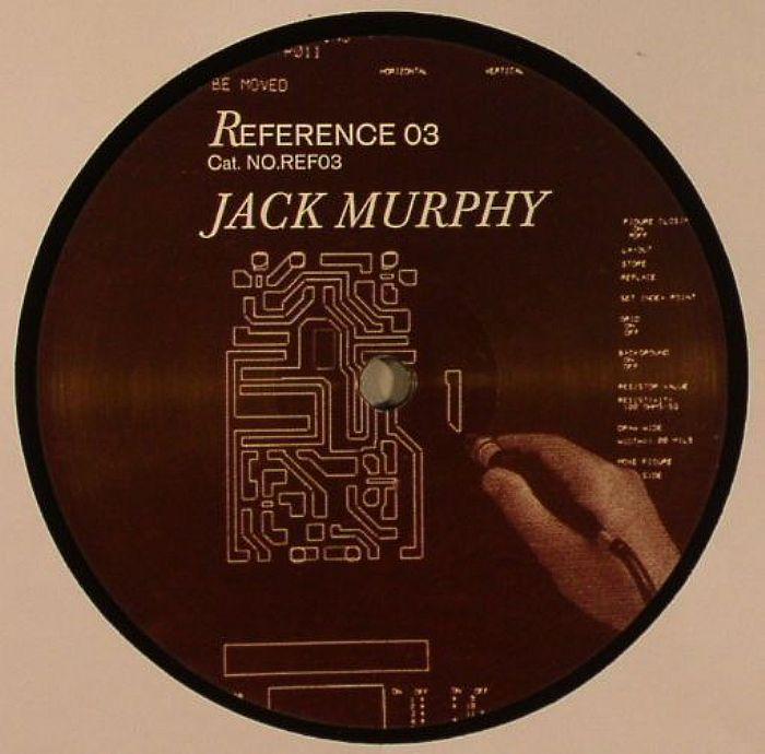 MURPHY, Jack - Reference 3
