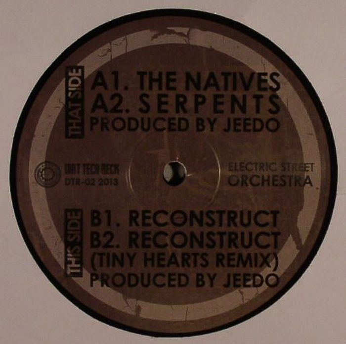 ELECTRIC STREET ORCHESTRA - The Natives