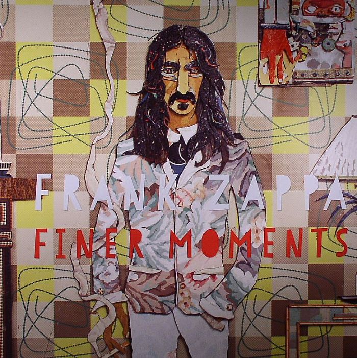 Frank Zappa Finer Moments Vinyl At Juno Records
