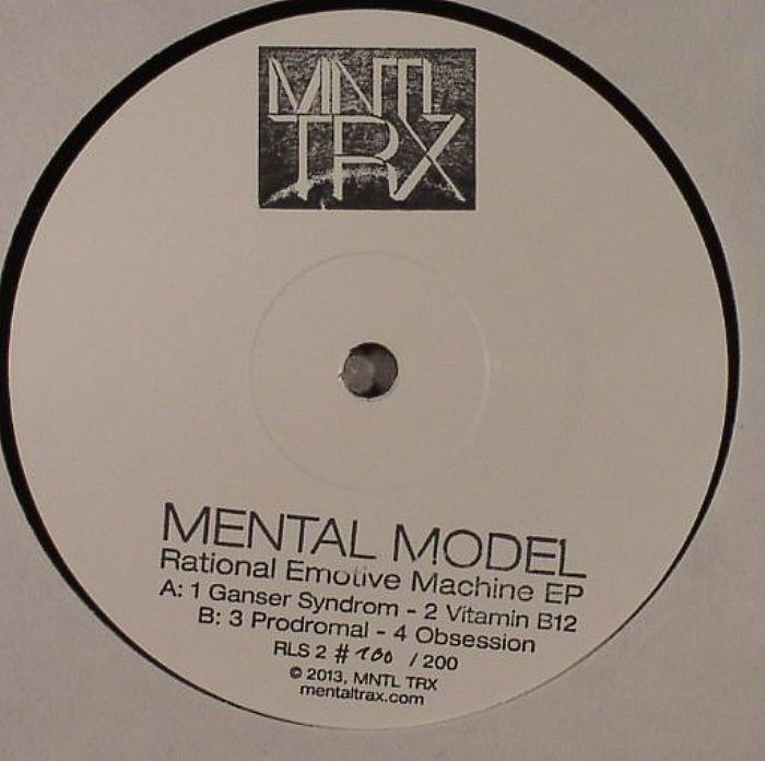 MENTAL MODEL - Rational Emotive Machine EP