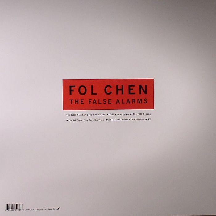 FOL CHEN - The False Alarms