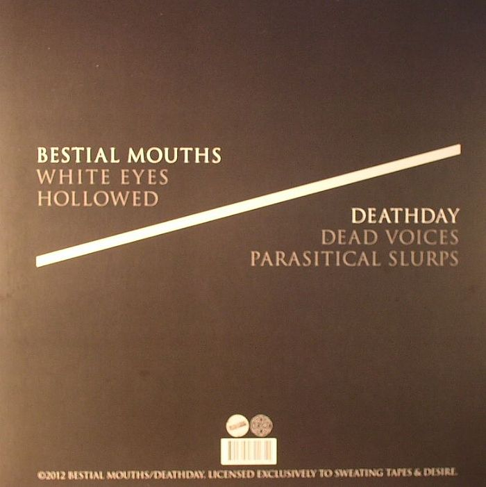 BESTIAL MOUTHS/DEATHDAY - White Eyes