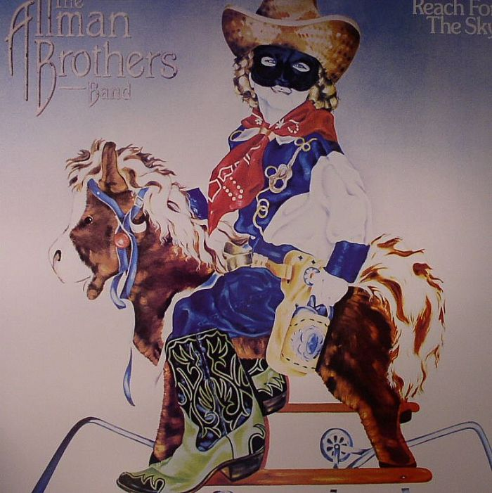 ALLMAN BROTHERS BAND, The - Reach For The Sky