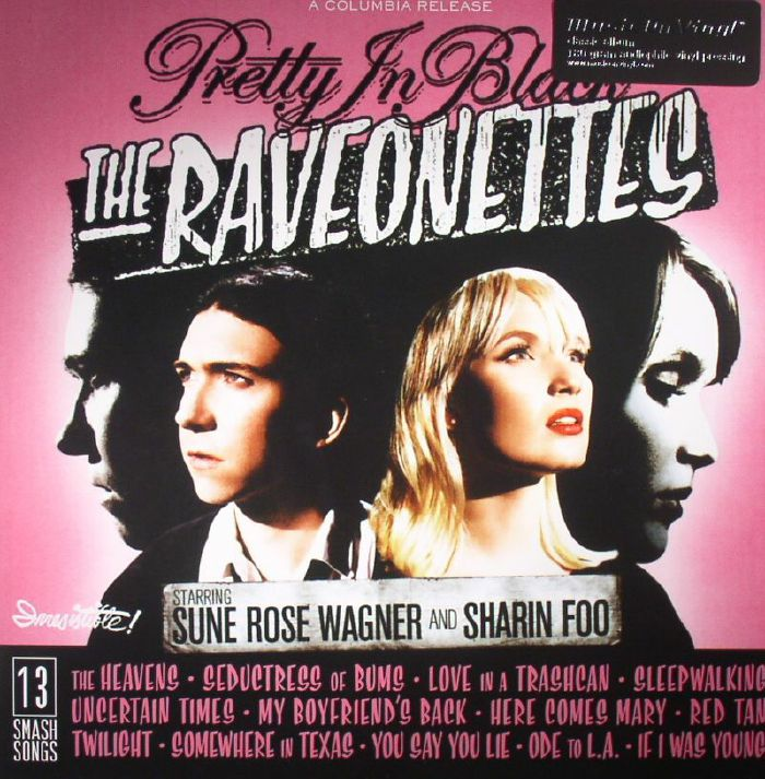RAVEONETTES, The - Pretty In Black
