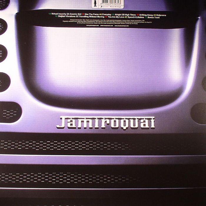 JAMIROQUAI - Travelling Without Moving