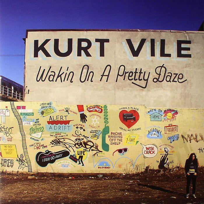 VILE, Kurt - Wakin' On A Pretty Daze