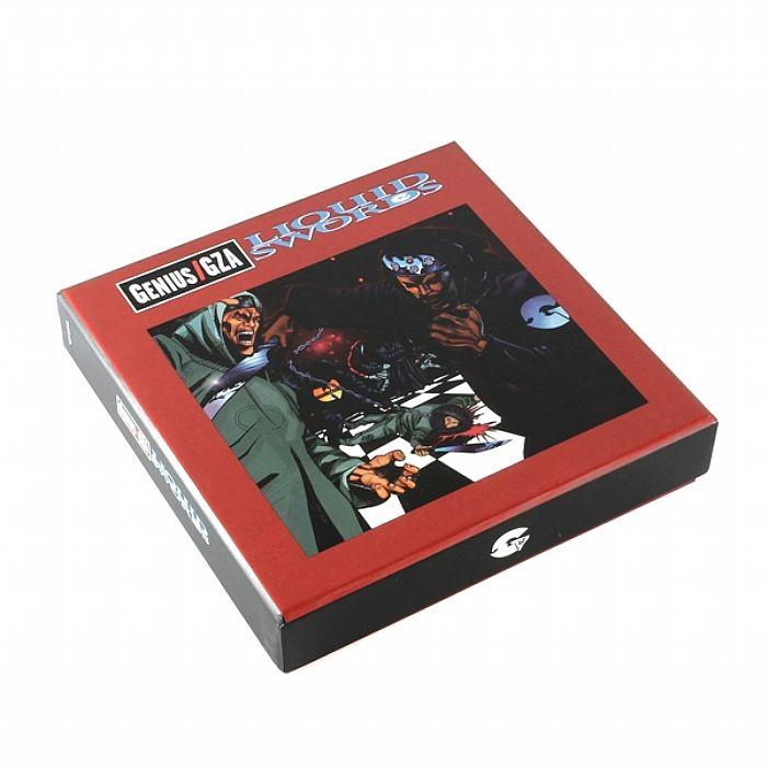 Genius Gza Liquid Swords The Chess Box Vinyl Edition