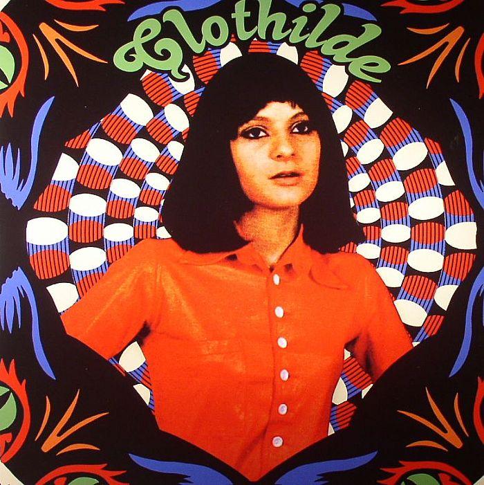 CLOTHILDE - French Swinging Mademoiselle 1967