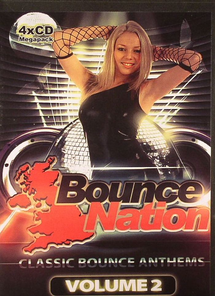 Various bounce nation classic bounce anthems volume 2 for Classic house anthems