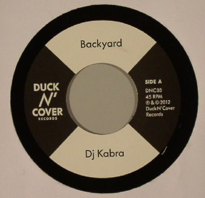 DJ KABRA - Backyard