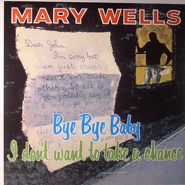 WELLS, Mary - Bye Bye Baby