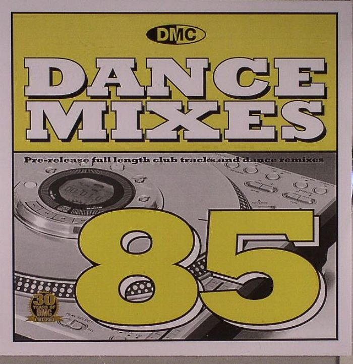 VARIOUS - Dance Mixes 85 (Strictly DJ Only)