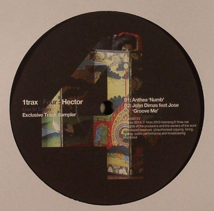 TINI/FERNANDO COSTANTINI/ALEXANDER KYOSEV/ANTHEA/JOHN DIMAS - 1trax Four: Hector Live In Tokyo Exclusive Tracks