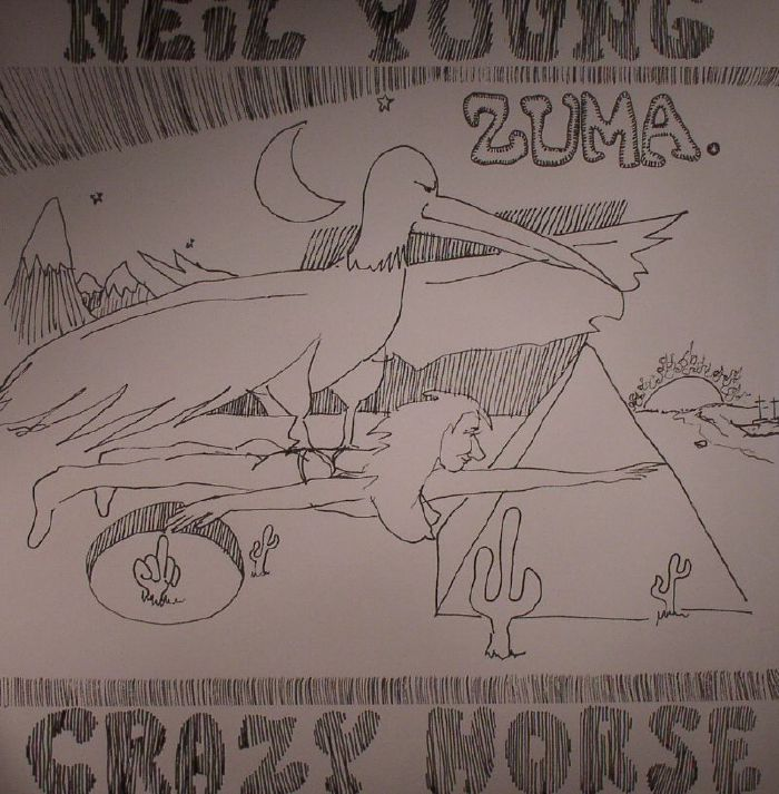 Neil Young Zuma Vinyl At Juno Records