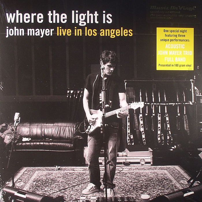 john mayer where the light is blu ray download