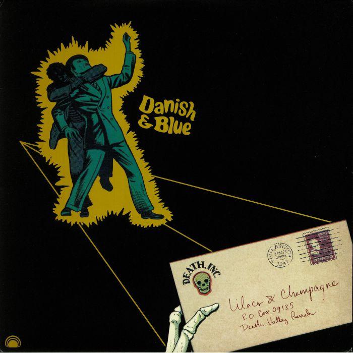 LILACS & CHAMPAGNE - Danish & Blue