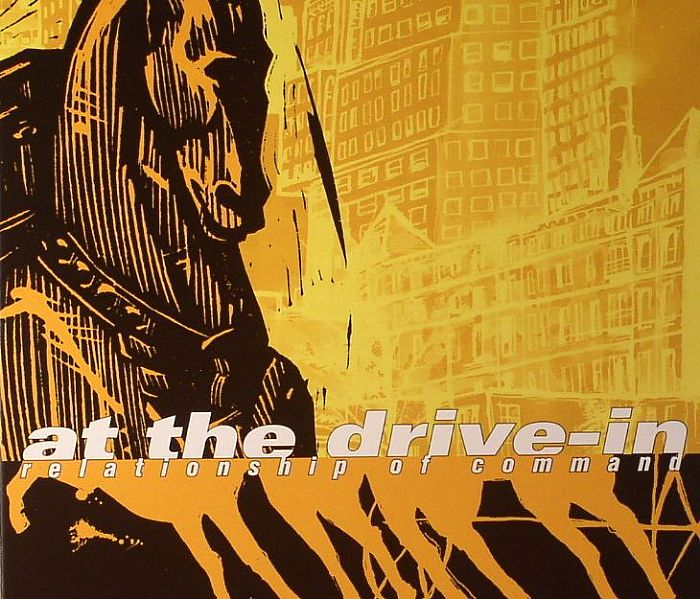 at the drive in relationship of command vinyl ebay