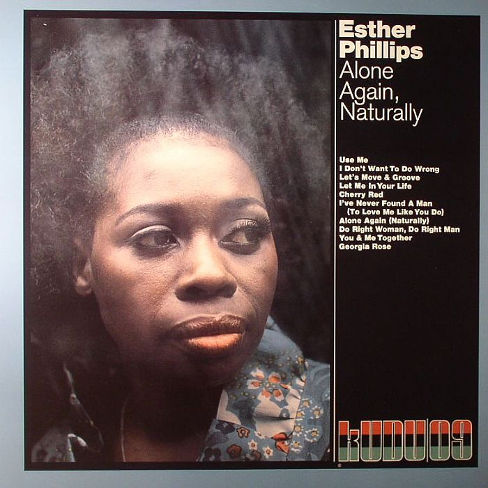 PHILLIPS, Esther - Alone Again, Naturally