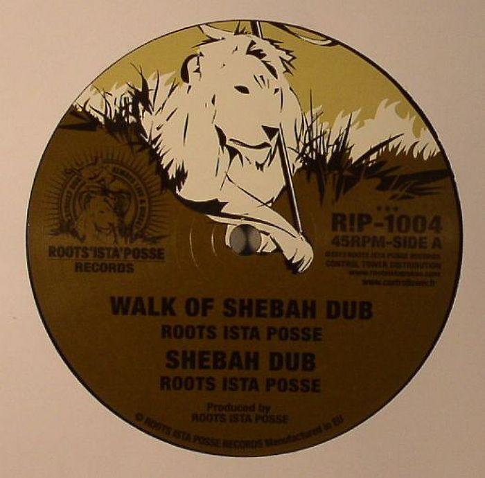 ROOTS ISTA POSSE - Walk Of Shebah