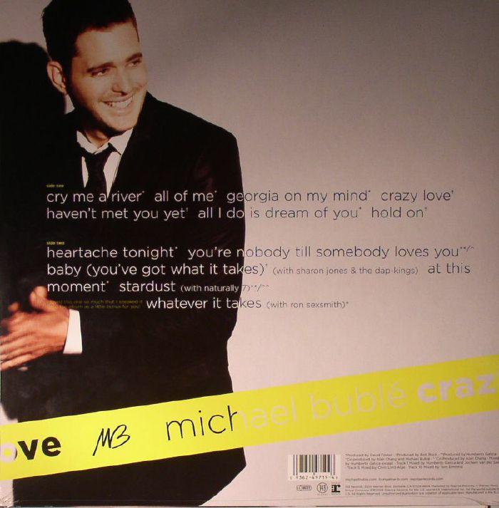 BUBLE, Michael - Crazy Love