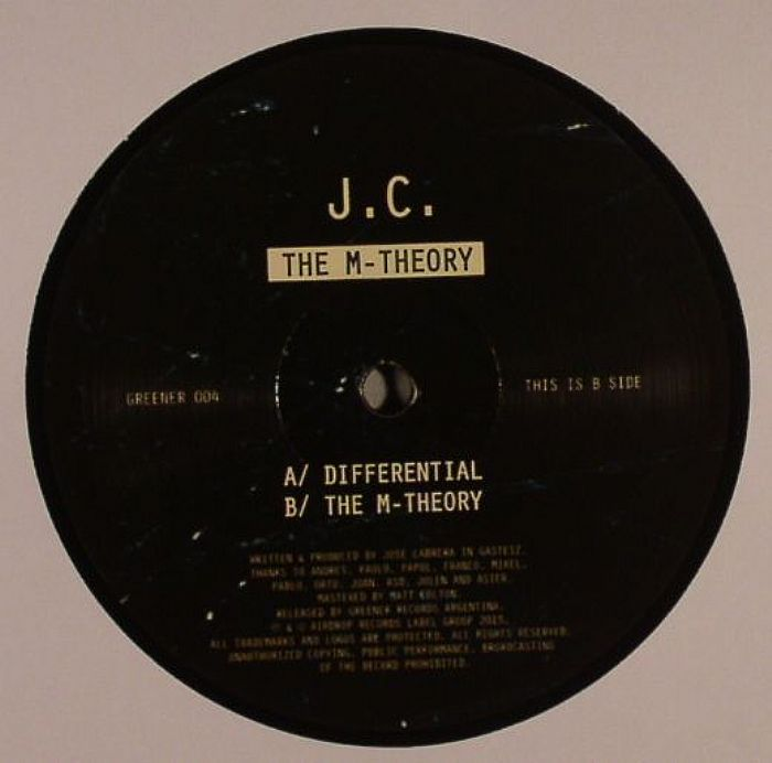 JC - The M Theory