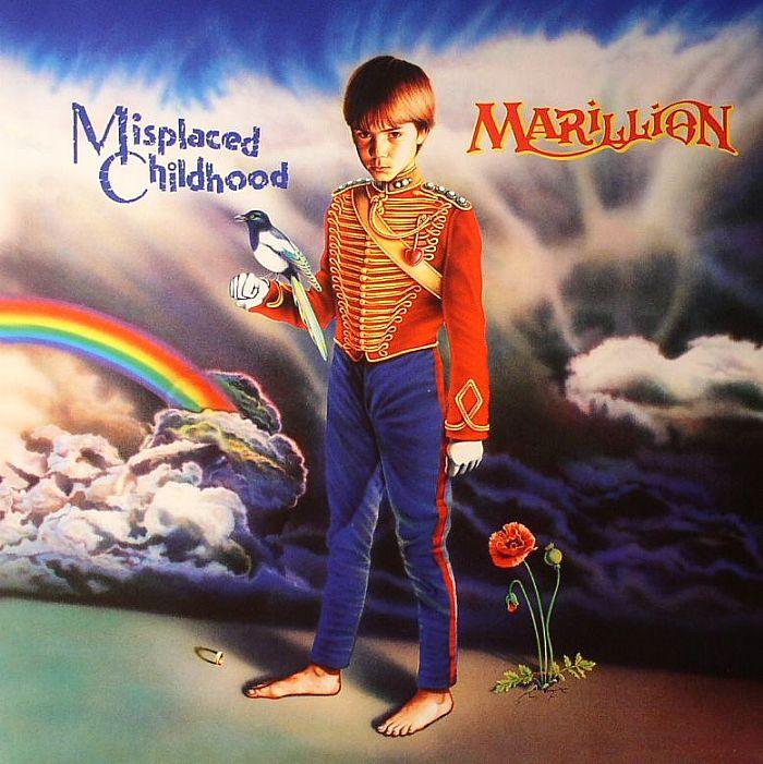 MARILLION Misplaced Childhood vinyl at Juno Records.
