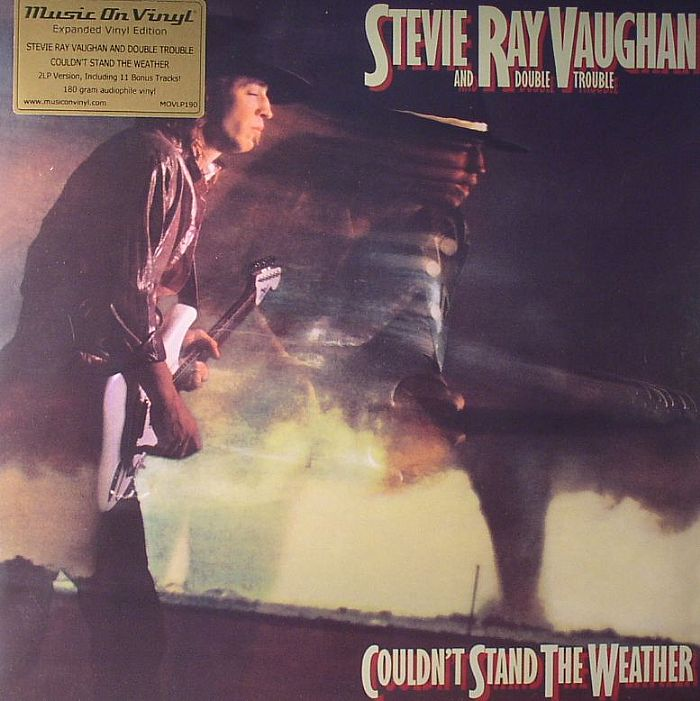 VAUGHAN, Stevie Ray - Couldn't Stand The Weather (remastered)