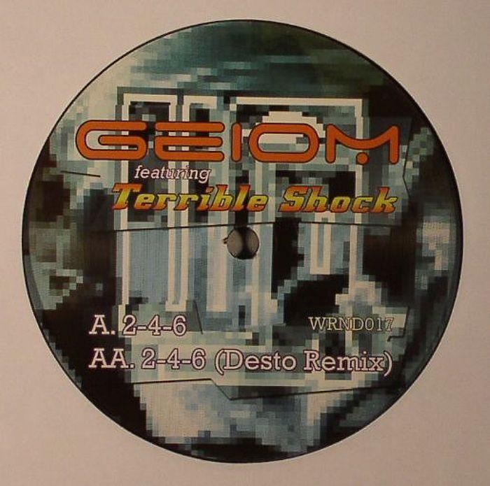 GEIOM feat TERRIBLE SHOCK - 2 4 6