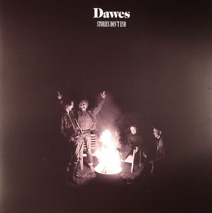 Dawes Stories Don T End Vinyl At Juno Records