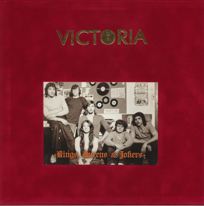 VICTORIA - Kings Queens & Jokers