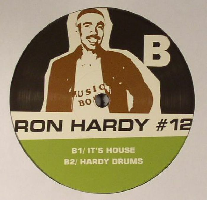 Ron Hardy Rdy 12 Vinyl At Juno Records