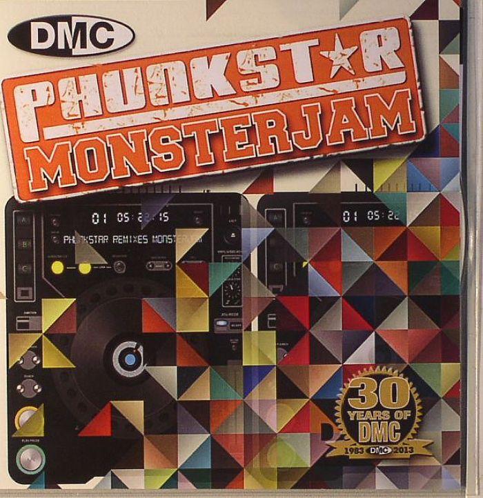 VARIOUS - Phunkstar: Monsterjam (Strictly DJ Only)