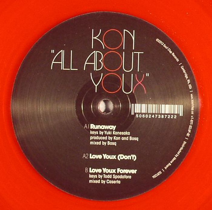 Kon All About Youx Vinyl At Juno Records