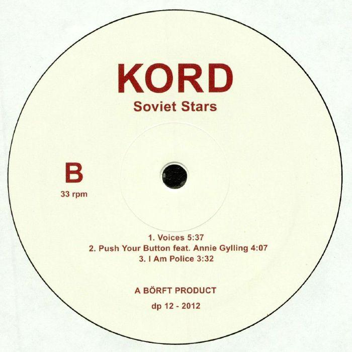 KORD - Soviet Stars