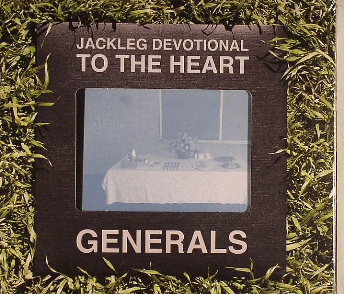 BAPTIST GENERALS, The - Jackleg Devotional To The Heart